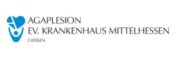 Logo - Agaplesion EV. Krankenhaus Mittelhessen